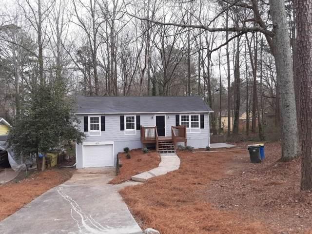 3104 NW Shirley Drive NW, Kennesaw, GA 30144 (MLS #6669515) :: North Atlanta Home Team
