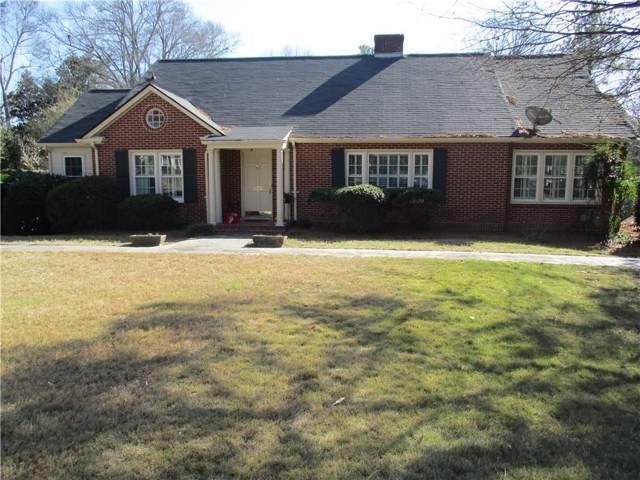 535 Dixon Drive, Gainesville, GA 30501 (MLS #6669517) :: North Atlanta Home Team