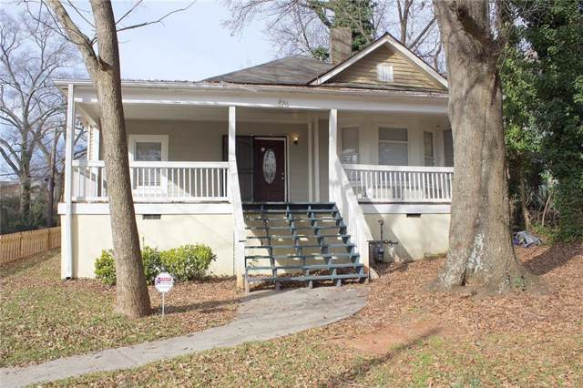 531 Holderness Street SW, Atlanta, GA 30310 (MLS #6669523) :: The Hinsons - Mike Hinson & Harriet Hinson