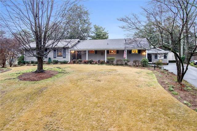 6415 Cherry Tree Lane, Sandy Springs, GA 30328 (MLS #6669527) :: MyKB Partners, A Real Estate Knowledge Base