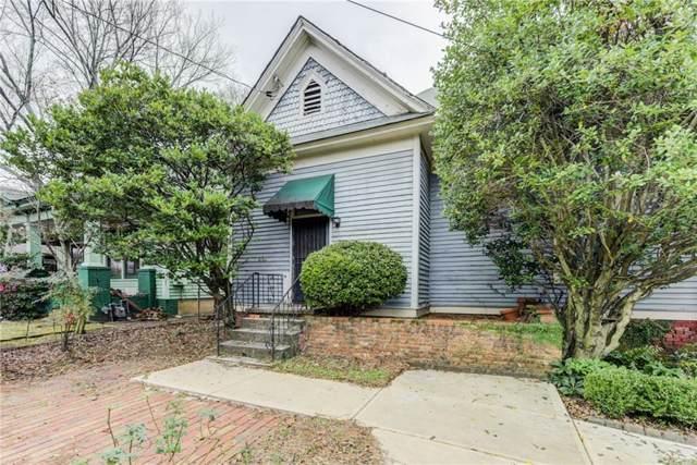 370 Cherokee Avenue SE A, Atlanta, GA 30312 (MLS #6669531) :: The Justin Landis Group