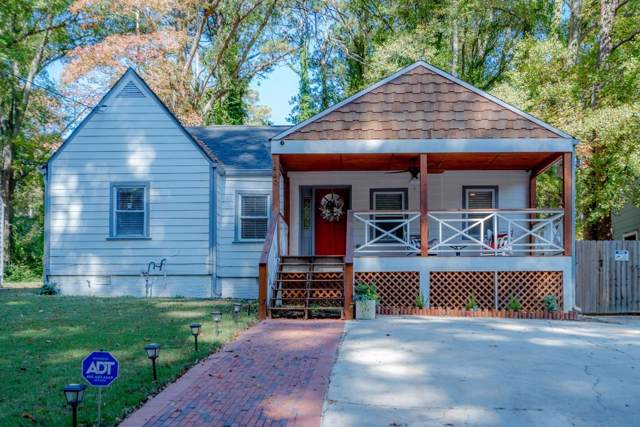 1449 Richland Road SW, Atlanta, GA 30310 (MLS #6669535) :: Team RRP | Keller Knapp, Inc.
