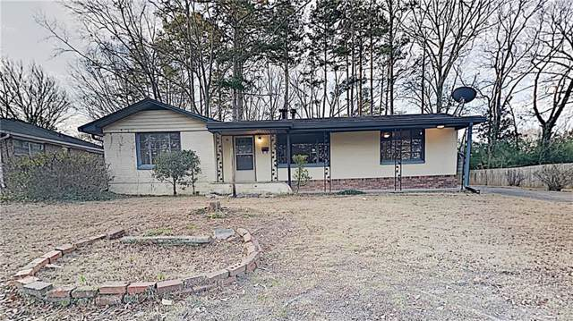 153 Fairview Drive, Fairburn, GA 30213 (MLS #6669539) :: RE/MAX Paramount Properties