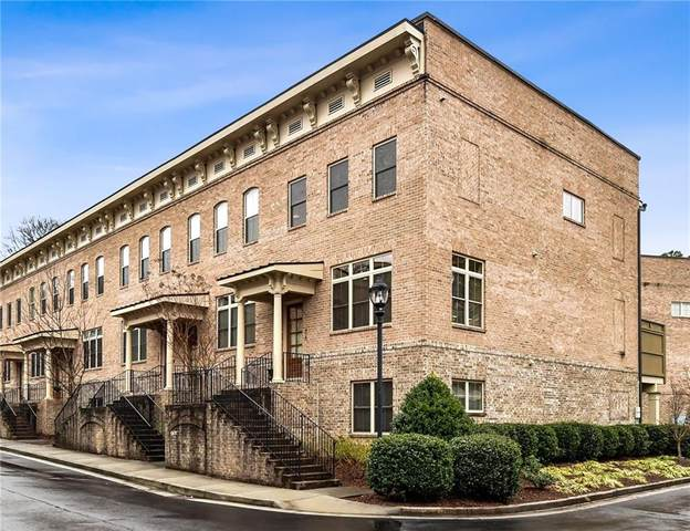 478 Ansley Way NE, Atlanta, GA 30324 (MLS #6669572) :: Dillard and Company Realty Group