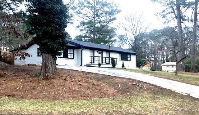 2599 Leafmore Drive SE, Smyrna, GA 30082 (MLS #6669573) :: North Atlanta Home Team