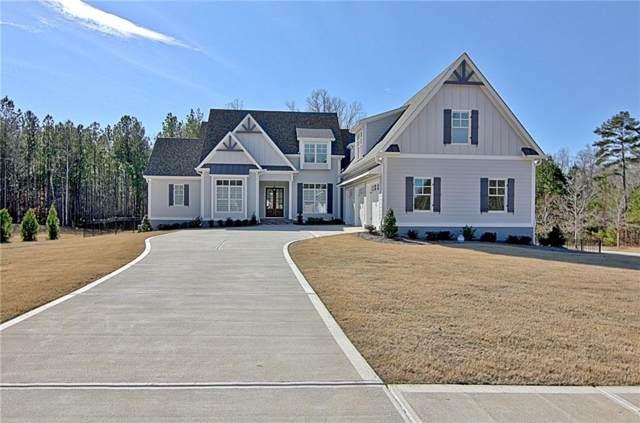 350 Sidney Lane, Fayetteville, GA 30215 (MLS #6669586) :: North Atlanta Home Team