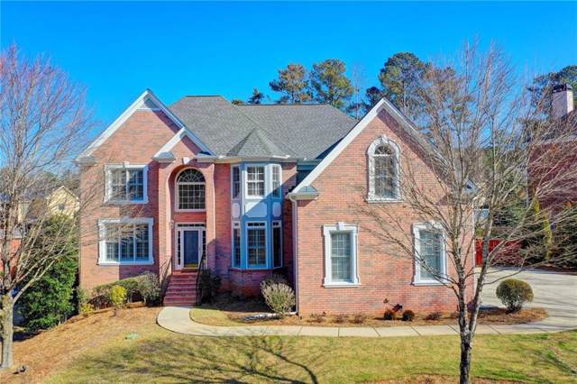 4745 Prestbury Drive, Suwanee, GA 30024 (MLS #6669589) :: Good Living Real Estate