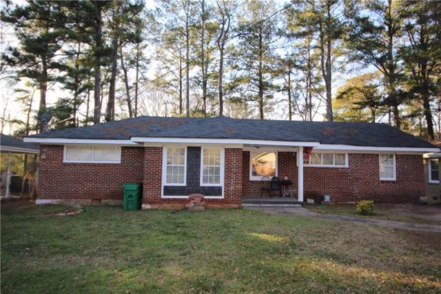 1095 Canal Street, Decatur, GA 30032 (MLS #6669599) :: The North Georgia Group