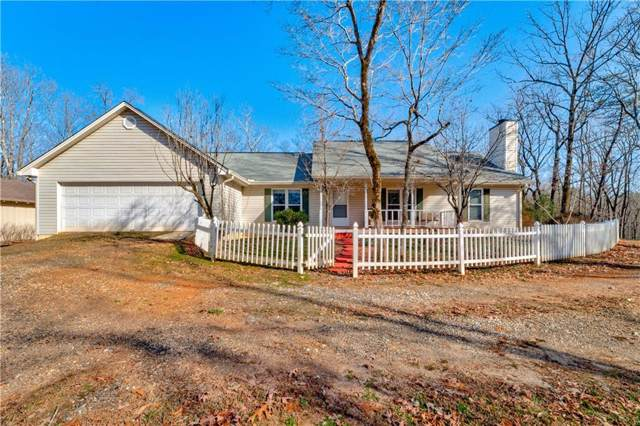 120 Pinnacle Point, Dawsonville, GA 30534 (MLS #6669605) :: Path & Post Real Estate