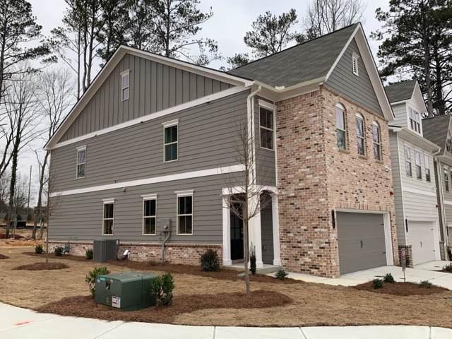 1095 Lawanna Drive #58, Marietta, GA 30062 (MLS #6669613) :: Kennesaw Life Real Estate