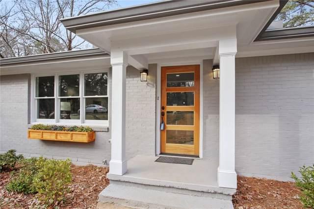 1401 Carter Road, Decatur, GA 30030 (MLS #6669623) :: Charlie Ballard Real Estate