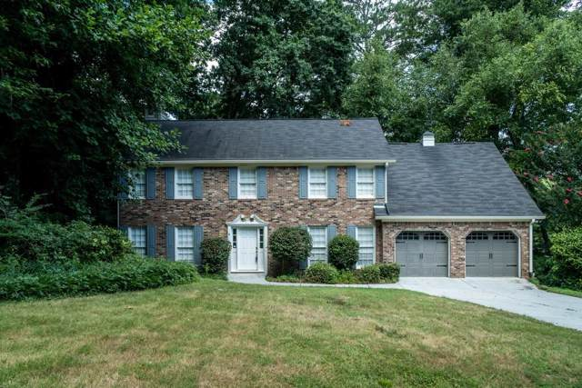 355 Birchfield Drive, Marietta, GA 30068 (MLS #6669664) :: The Heyl Group at Keller Williams