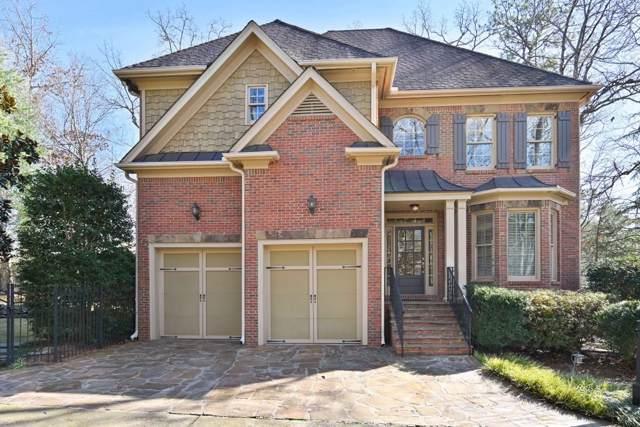 1030 Pitts Road, Sandy Springs, GA 30350 (MLS #6669676) :: Kennesaw Life Real Estate