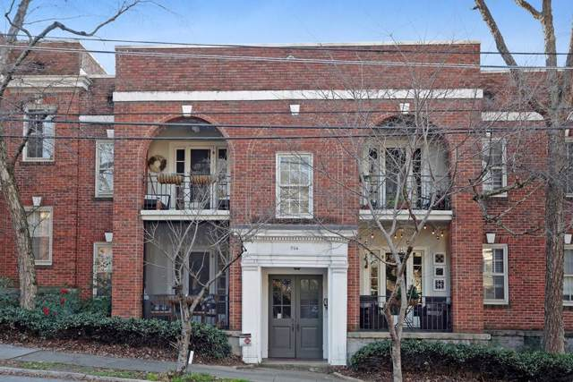 802 Frederica Street NE #5, Atlanta, GA 30306 (MLS #6669680) :: The Zac Team @ RE/MAX Metro Atlanta