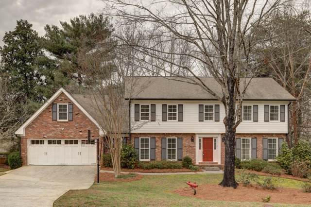 5354 Redfield Road, Dunwoody, GA 30338 (MLS #6669708) :: Kennesaw Life Real Estate