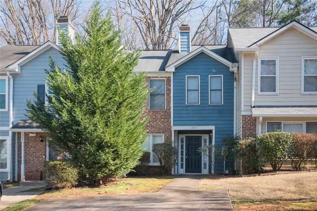 1202 Shiloh Circle NW, Kennesaw, GA 30144 (MLS #6669728) :: Kennesaw Life Real Estate