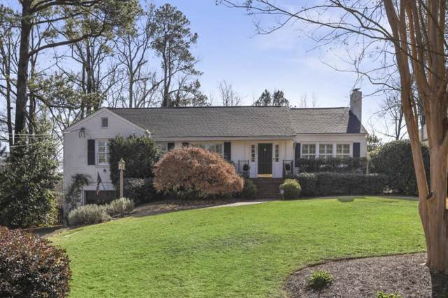 4225 N Stratford Road, Atlanta, GA 30342 (MLS #6669744) :: Kennesaw Life Real Estate