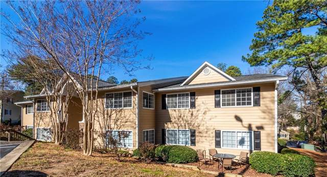 1468 Briarwood Road NE #1504, Brookhaven, GA 30319 (MLS #6669750) :: The Heyl Group at Keller Williams