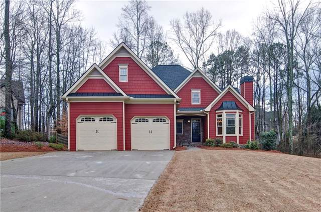 302 Crown Court, Canton, GA 30115 (MLS #6669775) :: Charlie Ballard Real Estate