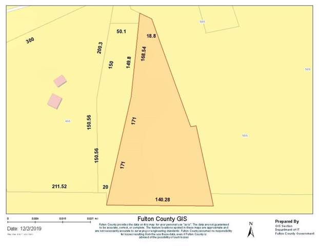 465 Glenn Street SW, Atlanta, GA 30312 (MLS #6669776) :: The Hinsons - Mike Hinson & Harriet Hinson