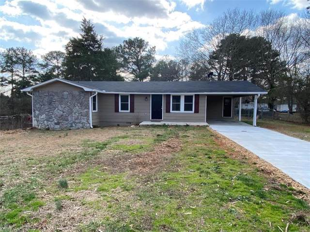 1060 Adrian Circle SW, Conyers, GA 30094 (MLS #6669788) :: North Atlanta Home Team