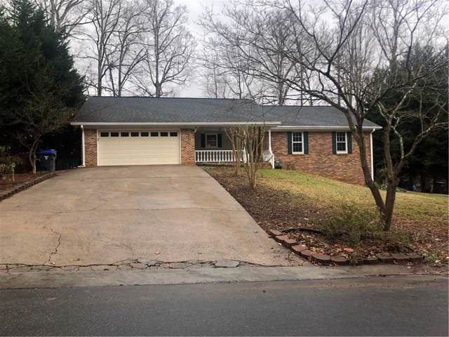 1597 Isham Drive, Lawrenceville, GA 30046 (MLS #6669794) :: North Atlanta Home Team