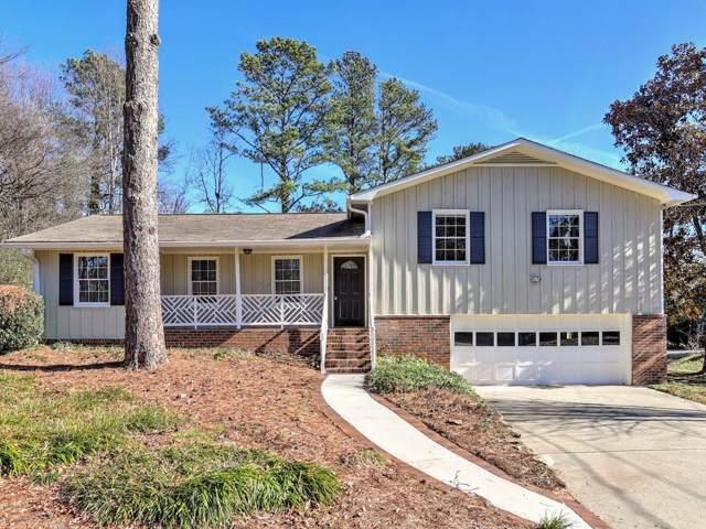 2703 Holly Ridge Circle, Marietta, GA 30062 (MLS #6669801) :: Charlie Ballard Real Estate