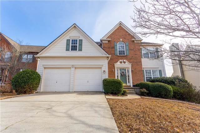 2615 Myrtlewood Lane NW, Kennesaw, GA 30144 (MLS #6669845) :: Kennesaw Life Real Estate