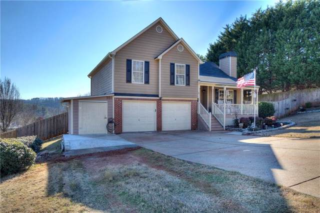 59 Ann Circle SE, Cartersville, GA 30121 (MLS #6669882) :: Rock River Realty