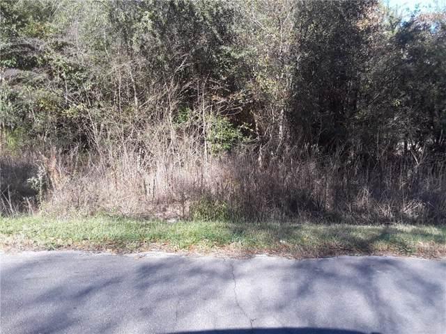 0 Collins Road, Cedartown, GA 30125 (MLS #6669890) :: North Atlanta Home Team