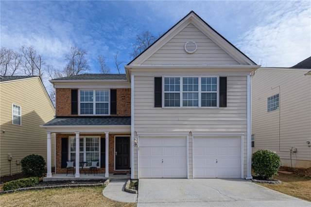 402 Yarrow Way, Woodstock, GA 30188 (MLS #6669908) :: Kennesaw Life Real Estate