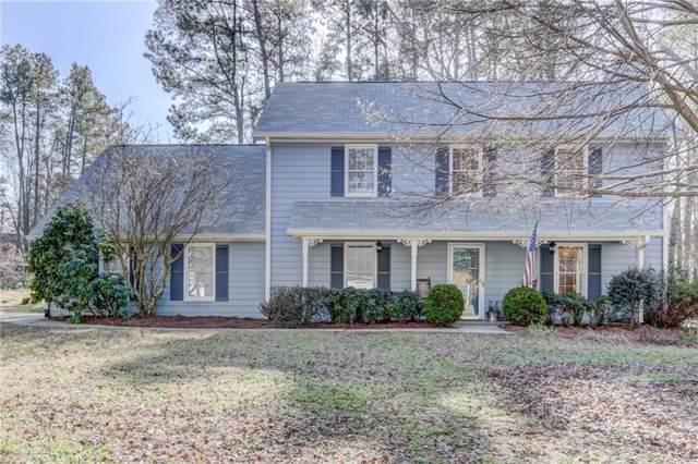 2401 Southern Oak Drive SW, Marietta, GA 30064 (MLS #6669925) :: John Foster - Your Community Realtor