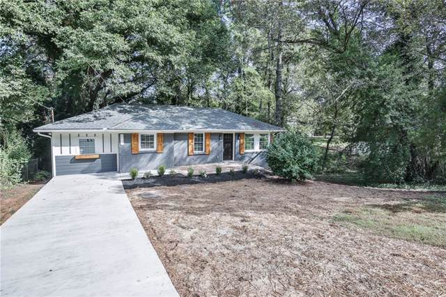 2112 Holly Hill Drive, Decatur, GA 30032 (MLS #6669926) :: The North Georgia Group