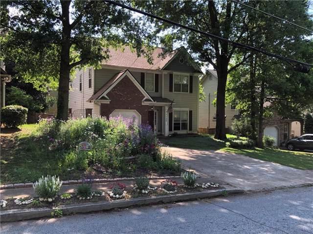 1127 Third Street, Stone Mountain, GA 30083 (MLS #6669940) :: The North Georgia Group