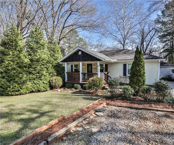 1292 Conway Road, Decatur, GA 30030 (MLS #6669966) :: John Foster - Your Community Realtor