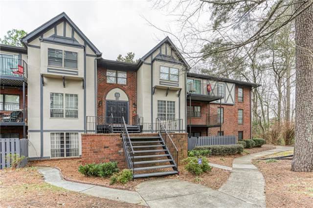 6851 Roswell Road M18, Sandy Springs, GA 30328 (MLS #6669988) :: The Cowan Connection Team