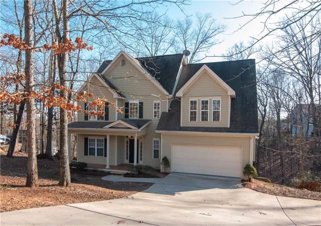 3612 Cochran Road, Gainesville, GA 30506 (MLS #6670000) :: MyKB Partners, A Real Estate Knowledge Base