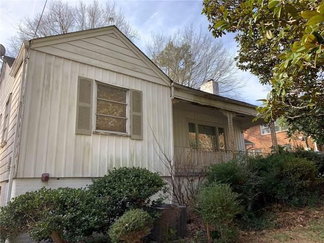 1815 Coventry Road, Decatur, GA 30030 (MLS #6670003) :: Community & Council