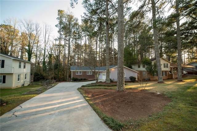 1456 Drayton Woods Drive, Tucker, GA 30084 (MLS #6670025) :: North Atlanta Home Team