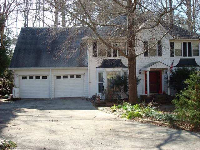 1610 Pinefield Circle, Marietta, GA 30066 (MLS #6670049) :: North Atlanta Home Team