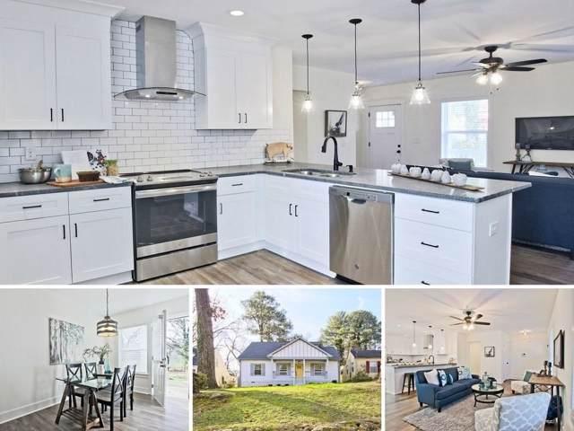 1442 Westboro Drive SW, Atlanta, GA 30310 (MLS #6670052) :: RE/MAX Prestige