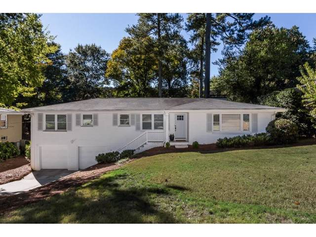 155 Osner Drive, Atlanta, GA 30342 (MLS #6670063) :: The Butler/Swayne Team