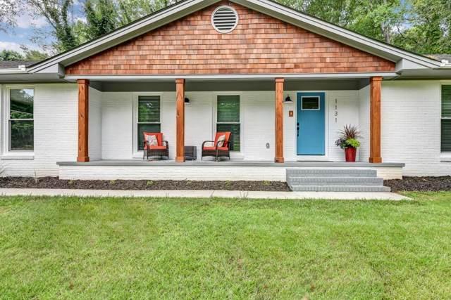1131 Lakeshore Drive, Gainesville, GA 30501 (MLS #6670092) :: North Atlanta Home Team