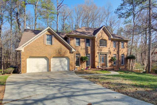 11575 Wildwood Springs Drive, Roswell, GA 30075 (MLS #6670107) :: The Zac Team @ RE/MAX Metro Atlanta