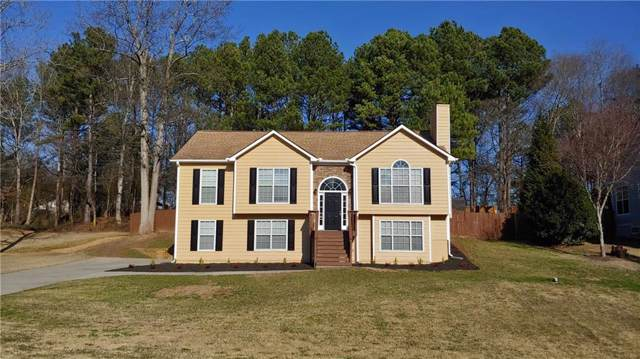 1140 Smoke Hill Lane, Hoschton, GA 30548 (MLS #6670114) :: The Butler/Swayne Team