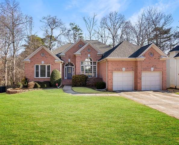 445 Arbor Creek Overlook, Roswell, GA 30076 (MLS #6670118) :: The Cowan Connection Team