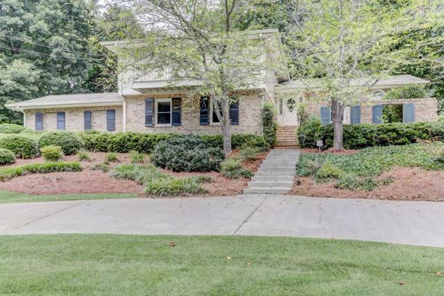 2200 Spring Mill Cove, Dunwoody, GA 30338 (MLS #6670127) :: Kennesaw Life Real Estate