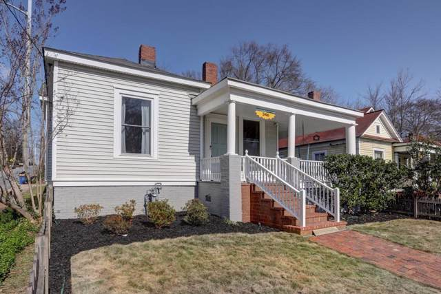 346 Augusta Avenue SE, Atlanta, GA 30315 (MLS #6670130) :: The Justin Landis Group