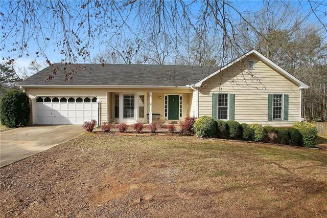 250 Christian Woods Drive SE, Conyers, GA 30013 (MLS #6670143) :: Charlie Ballard Real Estate
