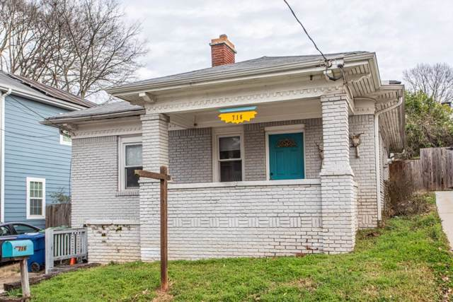 716 Woodson Street SE, Atlanta, GA 30315 (MLS #6670144) :: The Justin Landis Group